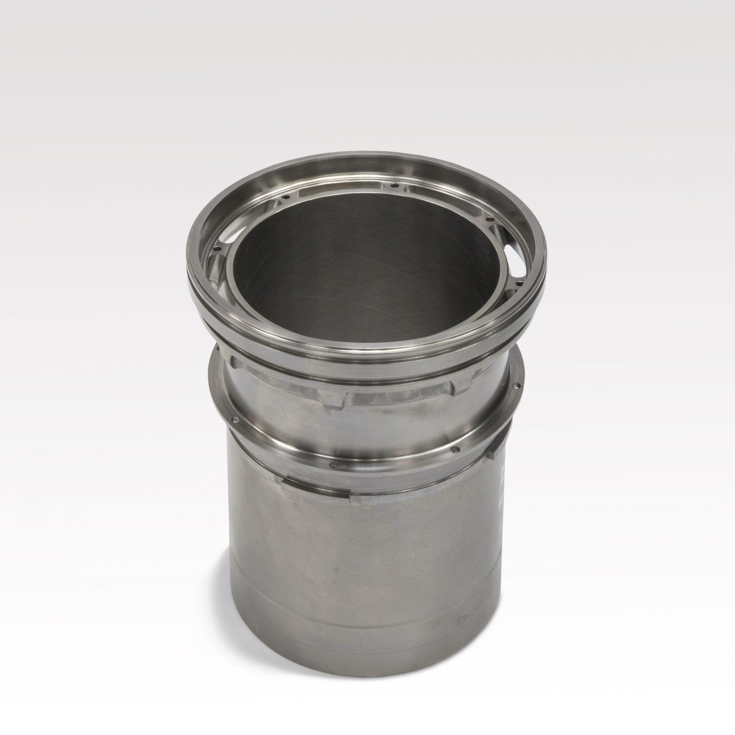Cylinder Line - Machine Fabriek Elburg