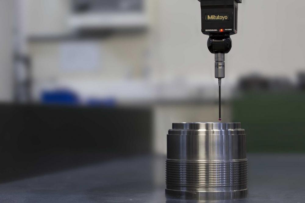 Kwaliteitszorg - Machine Fabriek Elburg